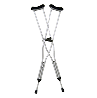 Metallic supports - Walking aid